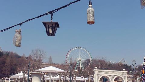 Ferris wheel Footage