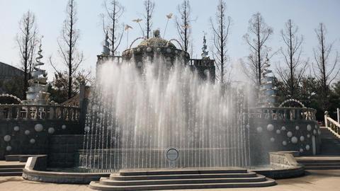 Fountain Filmmaterial