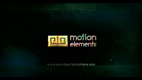 Glitch Logo 3 After Effects Template