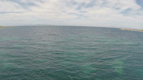 Over Sea Surface