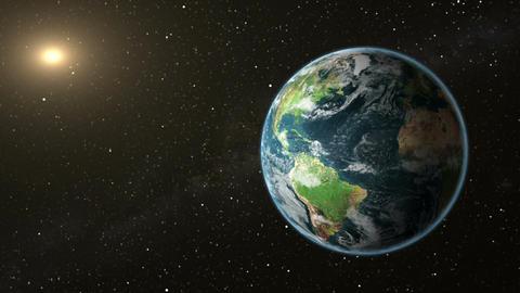 Earth Planet Footage Footage