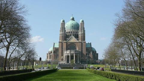 Sacre Coeur Cathedral in Brussels