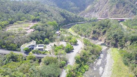 DJI MAVIC 4K Taiwan Nantou Aerial Drone Video Shuangliou National Forest Recreat