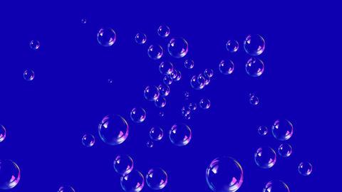 4K Soap Bubbles Footage