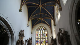 St Marys Church Amersham Buckinghamshire UK Footage