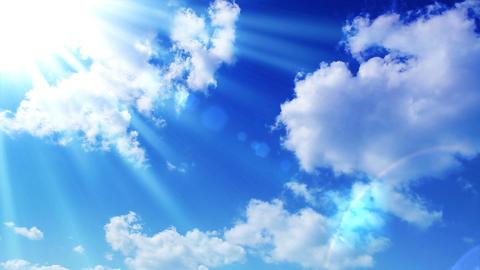 Blue sky 02 ライブ動画