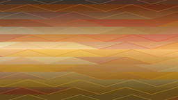 Abstract triangles bands moving background Animation