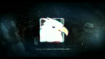 Glitch Logo 6 After Effects Templates