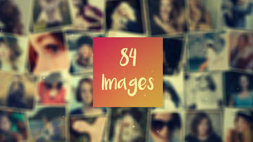 Photo Gallery After Effects Templates