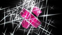 3D Cube Animación
