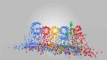 3D Particles Logo After Effectsテンプレート