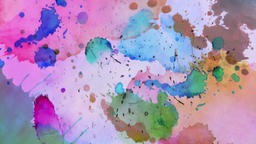 Water Colors Animation