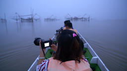 photographer boat tour Footage