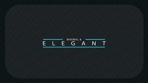 18 Corporate and Elegant Titles After Effects Template