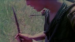 Vietnam War - Punji Stick Booby Trap 1968 Archivo