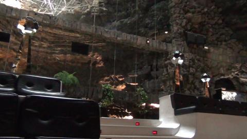 Auditorium Jameos del Agua Live Action