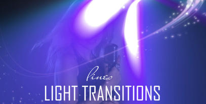 Lines Light Transitions After Effects Templates