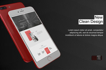 App Presentation After Effects Template