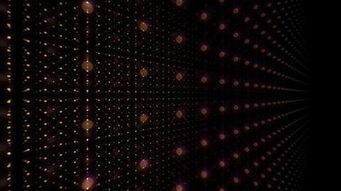 LED Light Space G 5u B HD Stock Video Footage