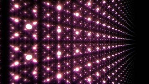LED Light Space G 5u C 3 HD Stock Video Footage