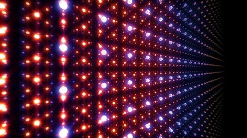 LED Light Space G 5u D 2 HD Stock Video Footage