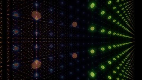 LED Light Space G 5u D 2 HD Animation