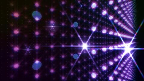 LED Light Space G 5u Ef HD Stock Video Footage