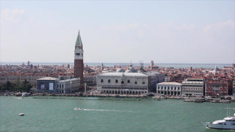 VENICE Lagoon 2 Stock Video Footage