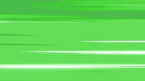 Speed manga green Stock Video Footage