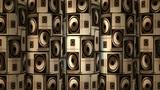 Speaker Wall Cylinder 02 Animation