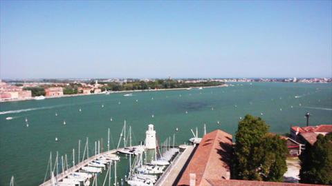 VENICE Lagoon 7 Stock Video Footage