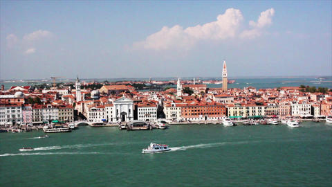 VENICE Lagoon 5 Stock Video Footage