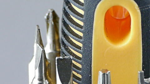 screwdriver tools Stock Video Footage