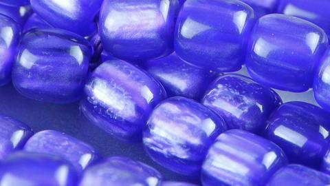 gorgeous gemstones jewelry Stock Video Footage