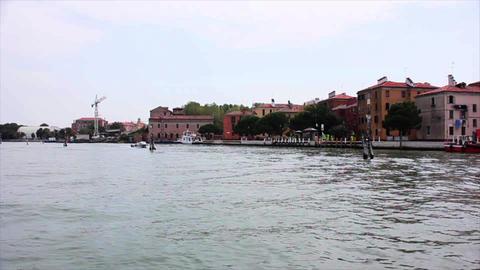 VENICE Lagoon 18 Stock Video Footage