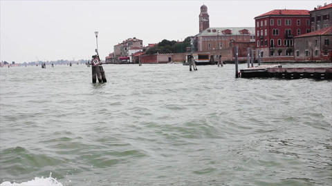 VENICE Lagoon 20 Stock Video Footage