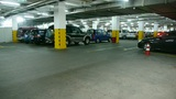 underground parking Footage