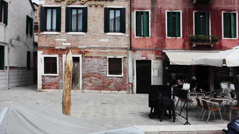 VENICE Canal Grande 8 Stock Video Footage
