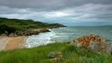 timelapse. landscape generals beaches Footage