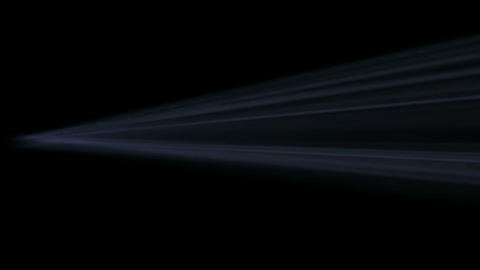 rays laser motion,projector showing light Animation