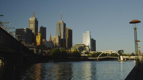 Melbourne in UHD 4k Archivo