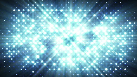 blue club light wall loopable background 4k (4096x2304) CG動画
