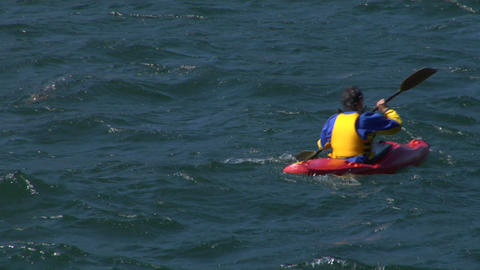 kayak Footage