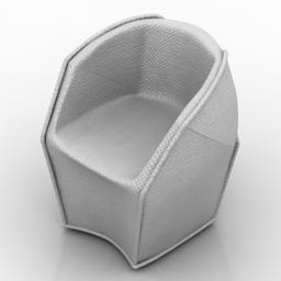Armchair buy 3D Modell