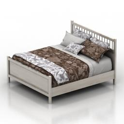 Bed 3D Modell
