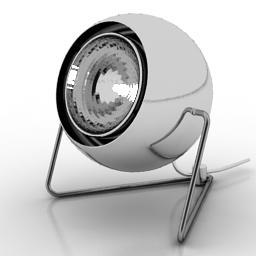 Lamp 2 3D