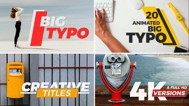 Titles / Typography