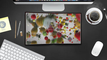 My video book Apple Motion Template