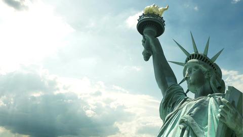 Statue of Liberty, Stock Animation