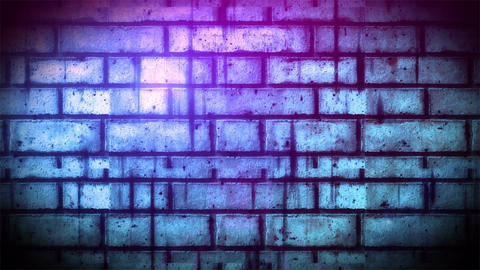Grunge Blocks 1 Animation